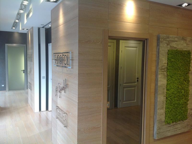 Milano crocetta showroom edisis porte e finestre - Porte finestre milano ...