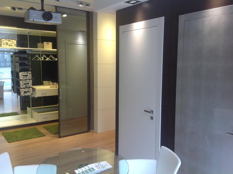Milano crocetta showroom edisis porte e finestre - Showroom porte e finestre ...