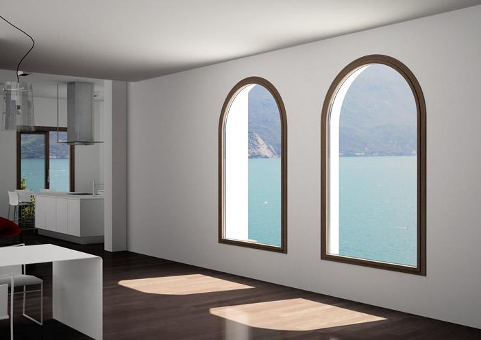 Finestre alluminio legno finestre e persiane prodotti edisis - Finestre alluminio e legno ...